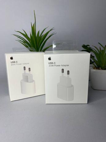 Блок питания Apple USB-C, адаптер тайп си, type c. Блок, вилка