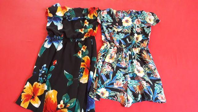 Mega paka 32 sztuki  odzież damska letnia  rozmiar 36