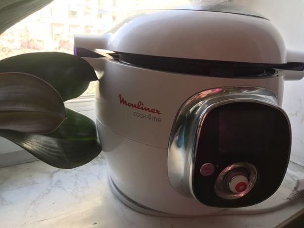 Мультиварка скороварка Mulinex cook 4 me