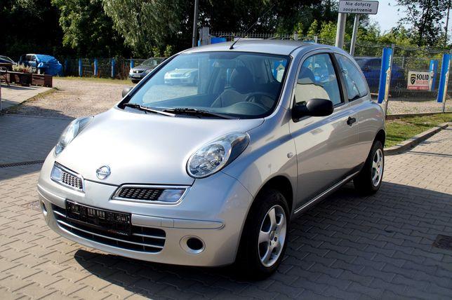 Nissan Micra 1.2 Benzyna 1 Wł Serwis Stan Perfekcyjny