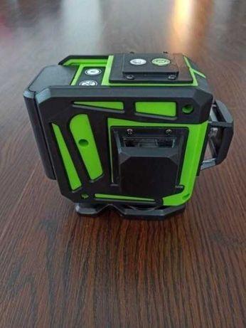 Бесплатная доставка Лазерный Уровень Clubiona 3D 12 линий Срочно