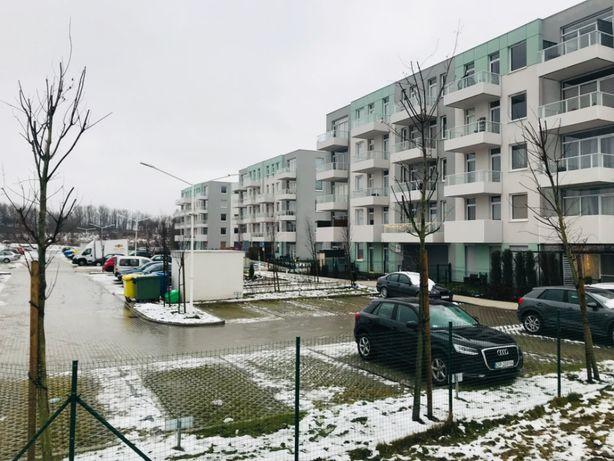 Miejsce Parkingowe na Osiedlu 18:36 Gdańsk ul. Czerska