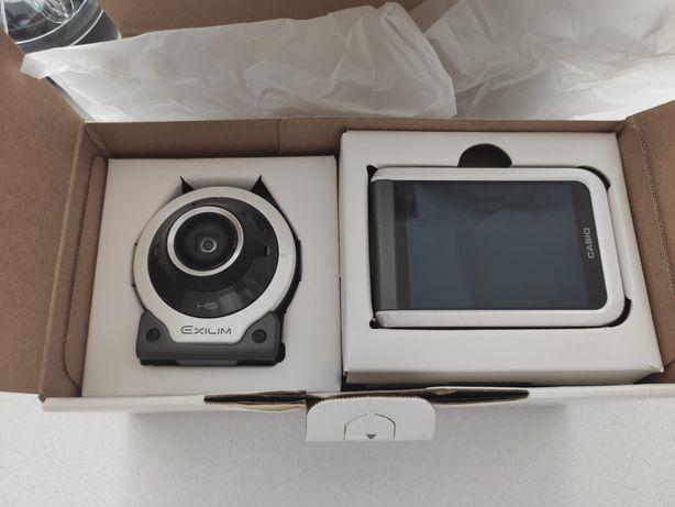 Câmera ação Casio EX-FR100