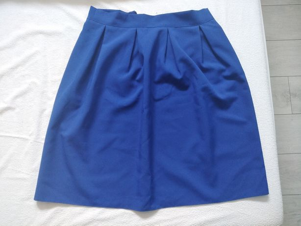 Spódnica niebieska