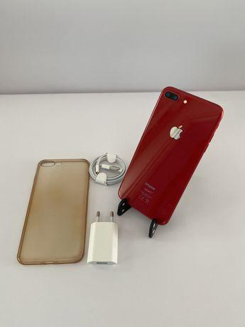 iPhone 8 Plus 100% Capacidade Bateria