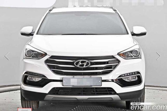 Hyundai Santa Fe 2015 з Кореї!