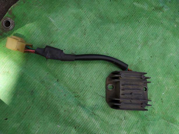 Реле зарядки регулятор напряжение Zongshen Zs200gs