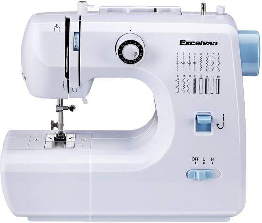Портативная швейная машина \ швейна машина Excelvan Mini с подсветкой