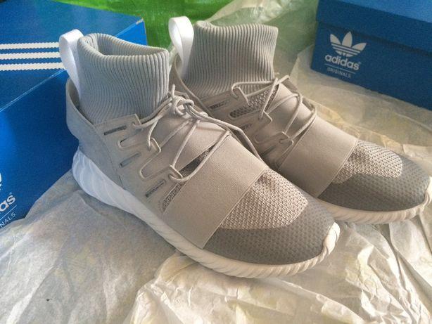 Кросовки adidas tubular winter размер 10,5