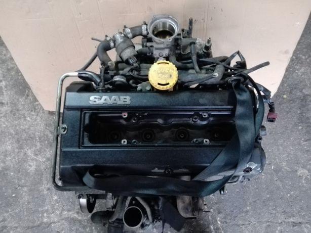 Silnik SAAB 9-3 2.0T turbo z Niemiec