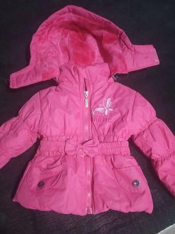 Продам дитячу куртку з комбінезоном