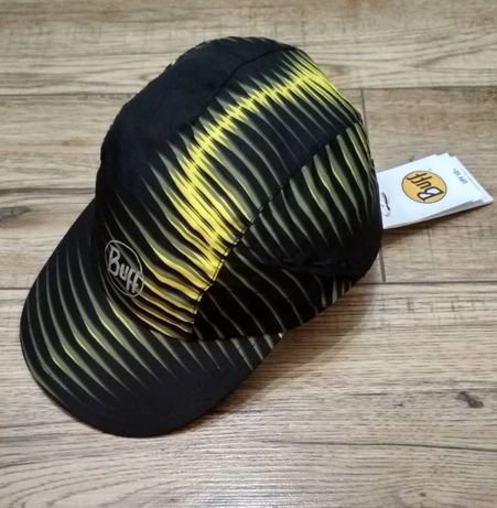 Czapka Buff® Pro Run Cap R-Optical Yellow