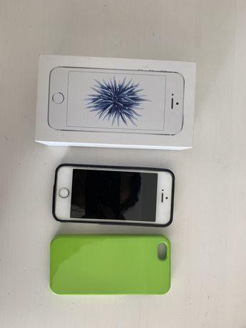 Rezerwacja Iphone SE silver 32 gb