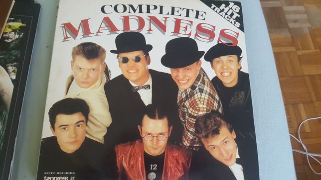 Complete Madness, Madness, LP