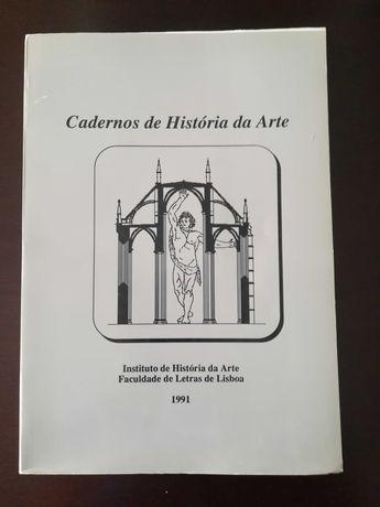 Cadernos de historia da Arte
