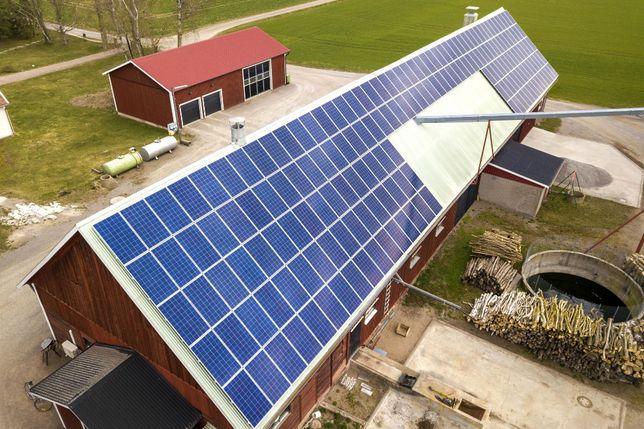 Fotowoltaika,panele słoneczne,instalacje fotowoltaiczne,40kW