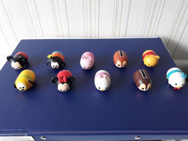Tsum tsum figurki, 10 szt