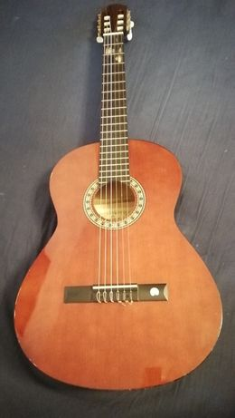 Gitara klasyczna EverPlay EV-123 4/4 + pokrowiec