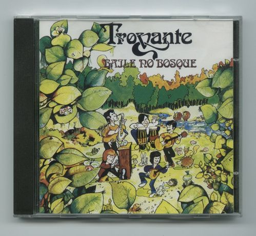 4 CD's Trovante