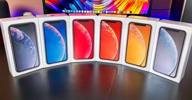 • Запечатанный AppIe iPhone XR 64gb • NEVERLOCK Гарантия 7 8 X XS 128