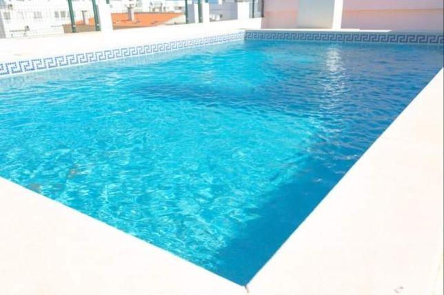 Alugo apartamento com piscina em Monte Gordo