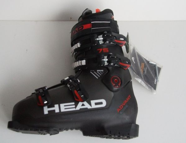 Nowe buty narciarskie Head Advant Edge 75 flex, r. 26.5 41 salomon