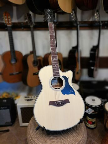 Gitara akustyczna KEPMA A1C NM akustyk Natural mat - akustyk