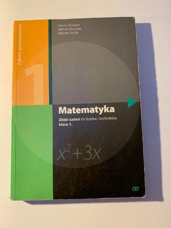 Sprzedam zbiór zadań matematyka 1 Oficyna edukacyjna Pazdro