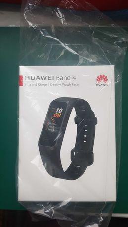 Huawei band 4/Stan nieużywany/Czarna opaska