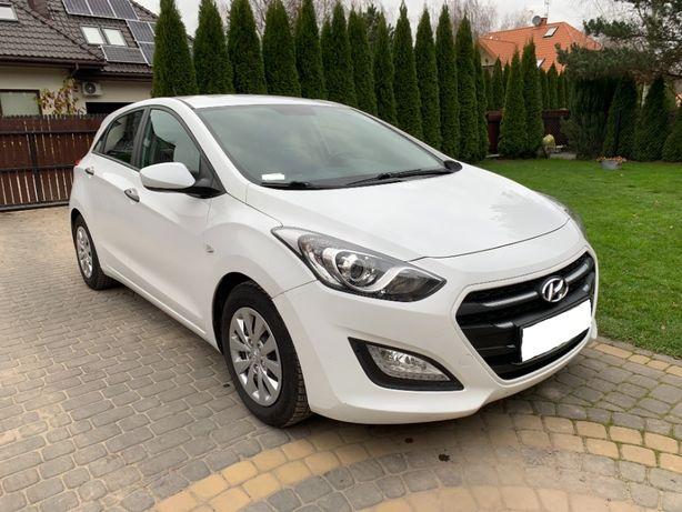 Hyundai i30 1.4 2016 bezwypadkowy 1 właściciel na gwarancji fabrycznej
