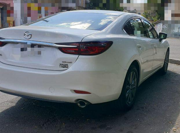 Mazda 6 , Новая машина