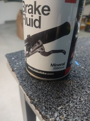 Óleo mineral para travões hidráulicos bicicleta de alta qualidade500ml