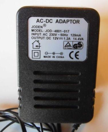 Carregador Original JODEN Adaptador AC-DC Mod # JOD-4801-09