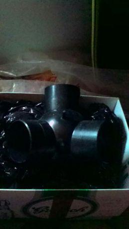 trójnik, rozgałęziacz, rozgalęźnik wentylacji 150 / 3x100