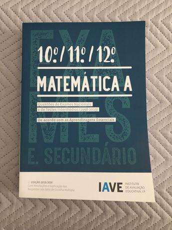Livro IAVE Matemática A