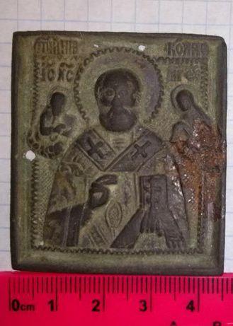 Икона (образок). Святитель Николай Чудотворец