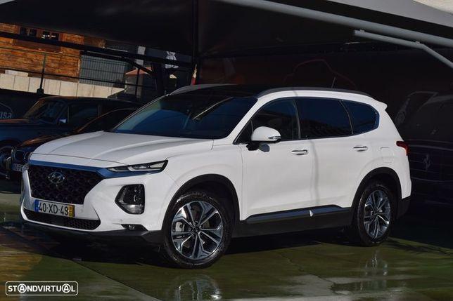 Hyundai Santa Fe 2.2 CRDi Premium Aut.