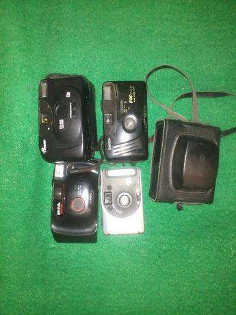 5 плёночных фотоаппаратов