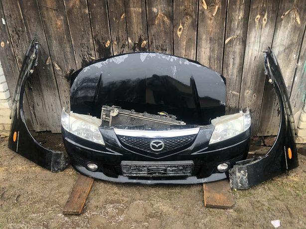 Розбираю Mazda premacy 2.0  бензин бампер крила капот фари