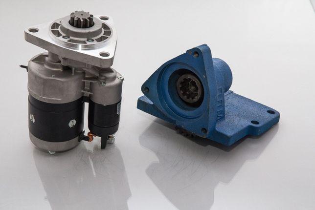 Комплект переоборудования с ПД на стартер (МТЗ-80, ЮМЗ-6, Т-150, Нива)