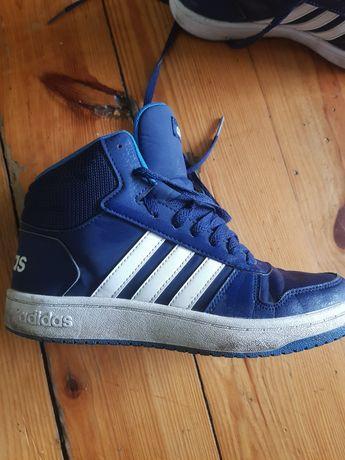 Buty Adidas chłopięce 38 2/3