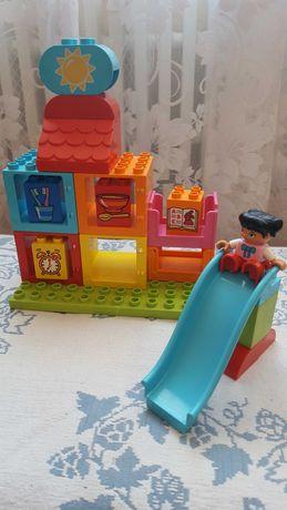 Конструктор LEGO DUPLO 1.5-3 года – 18 деталей.
