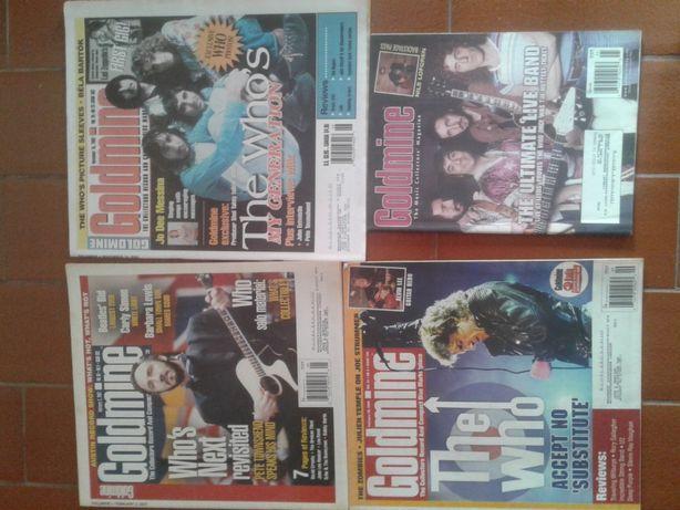 The Who - Revistas