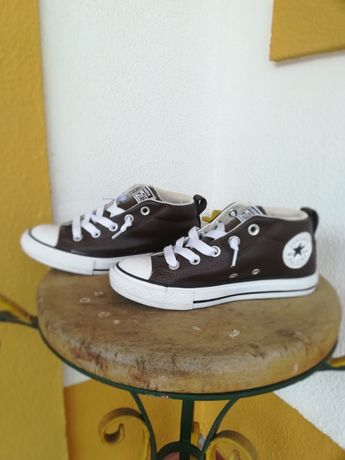 Ténis All Star Converse + Ténis Batman