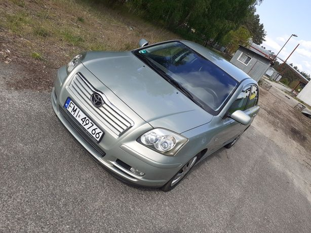 Toyota Avensis 2.0 2004r t25