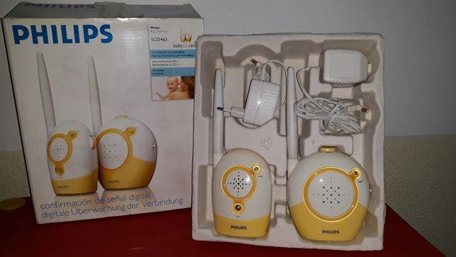 Intercomunicador de bébe