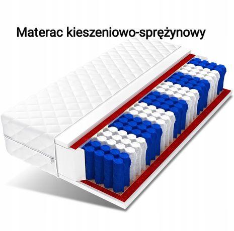 NOWY MATERAC kieszeniowy piankowy  Fabrycznie nowe
