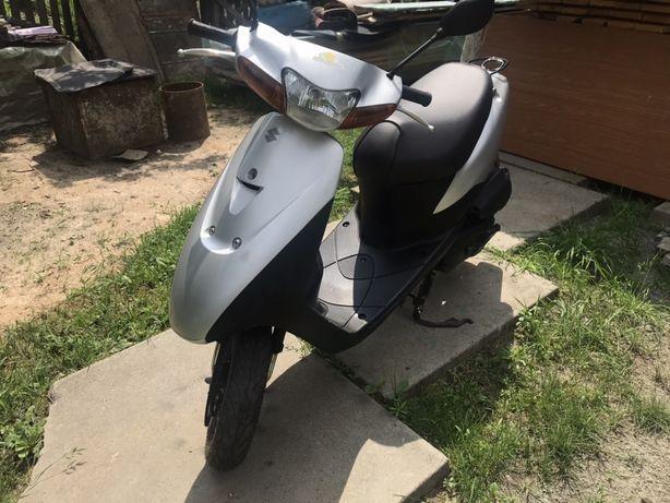 Скутер Suzuki Lets 2 New