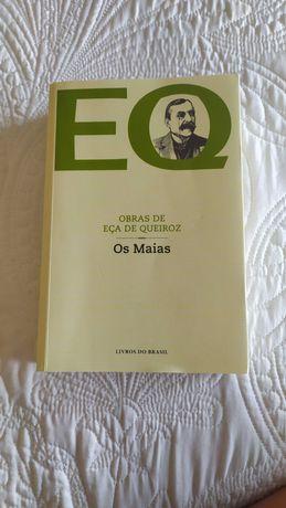 """""""Os Maias"""", Eça de Queiroz"""