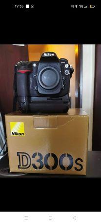 Máquina Fotográfica Nikon D300S